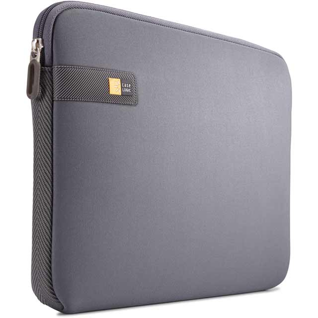 "Case Logic Laptop and MacBook Sleeve for 13"" Laptop - Graphite"