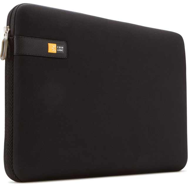 "Case Logic LAPS114 Sleeve for 14"" Laptop - Black"