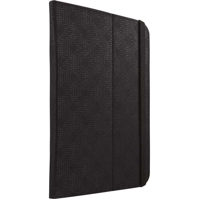 "Case Logic SureFit Classic Folio for 10"" Tablet - Black - CBUE1110K - 1"