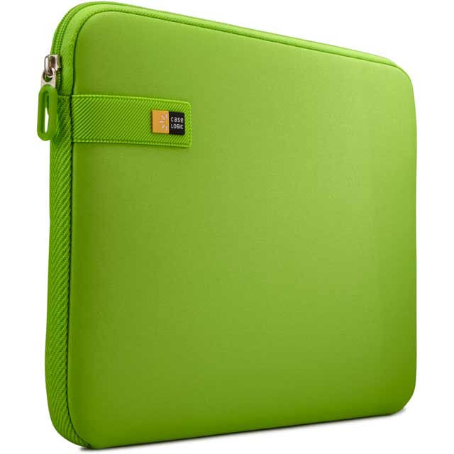 "Case Logic Laptop and MacBook Sleeve for 13"" Laptop - Lime Green"