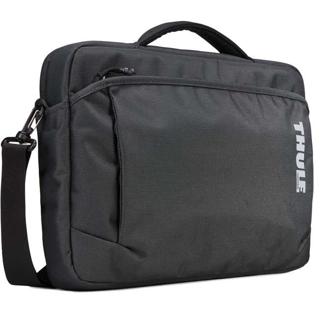 Thule Subterra TSA315 Laptop Bag in Dark Shadow