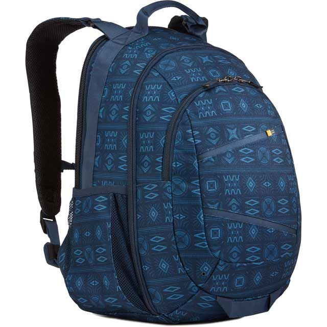 "Case Logic Berkeley II Backpack for 15"" Tablet - Native Blue"