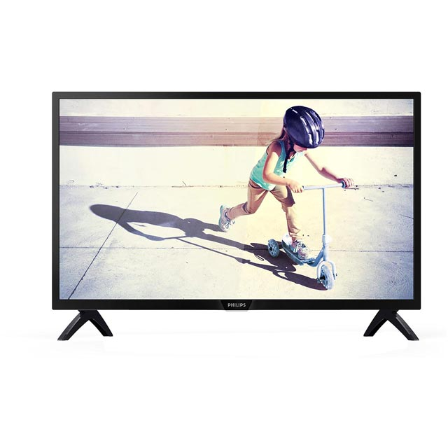 Philips TV 32PHT4012 Led Tv in Black