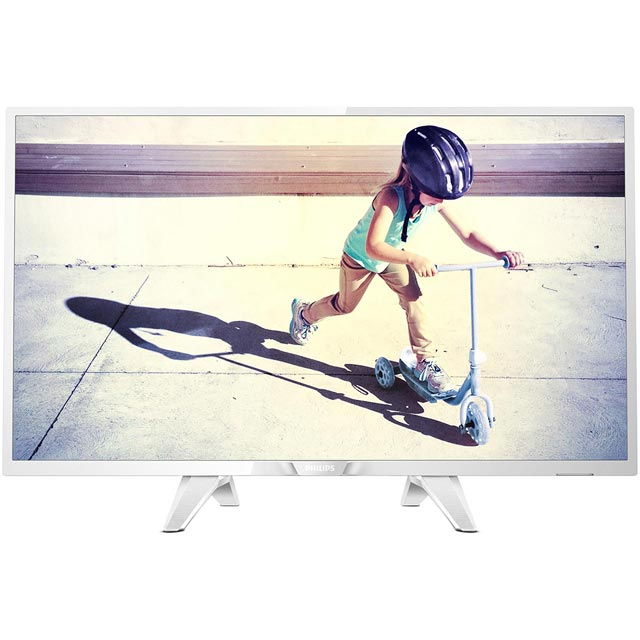 Philips TV 32PHT4032 Led Tv in White