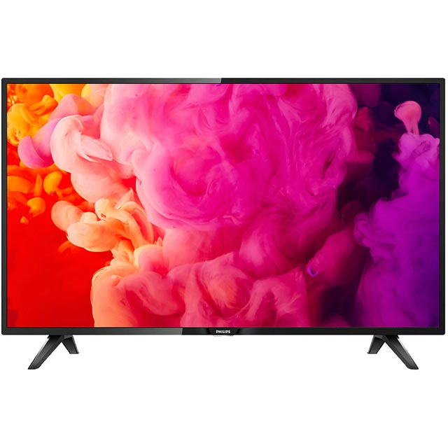 "Philips 32"" TV and - Black - [A+ Rated]"