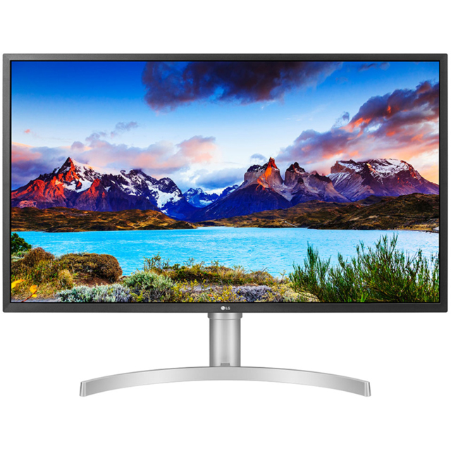 "Image of LG 32UL750 Ultra HD 31.5"" 60Hz Monitor with AMD FreeSync - Black / White"