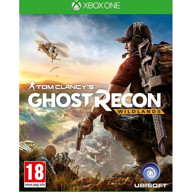 Tom Clancys Ghost Recon: Wildlands for Xbox One [Enhanced for Xbox One X]