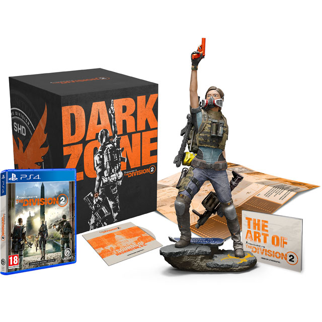 Tom Clancy's The Division 2 - Dark Zone Collector's Edition for Sony PlayStation - 3307216094906bc - 1