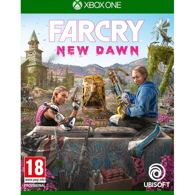Far Cry New Dawn for Xbox One [Enhanced for Xbox One X]