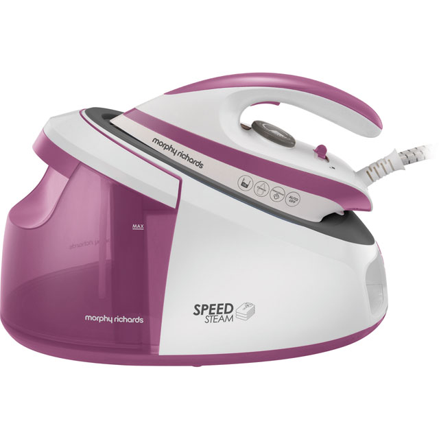 Morphy Richards Speed Steam Pressurised Steam Generator Iron