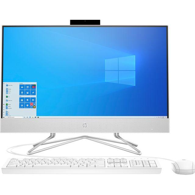 "HP 24-df0073na 23.8"" - 256 SSD - White"