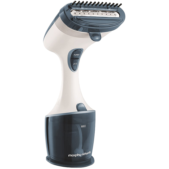 Morphy Richards Express Steam 361000 1750 Watt Handheld Garment Steamer -White / Blue - 361000_WHBL - 1