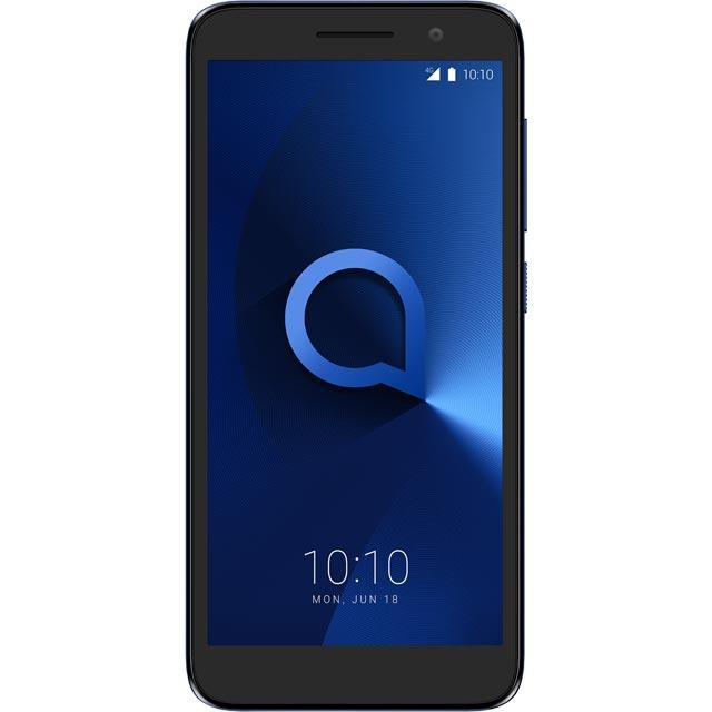 Alcatel Mobile Phone in Blue