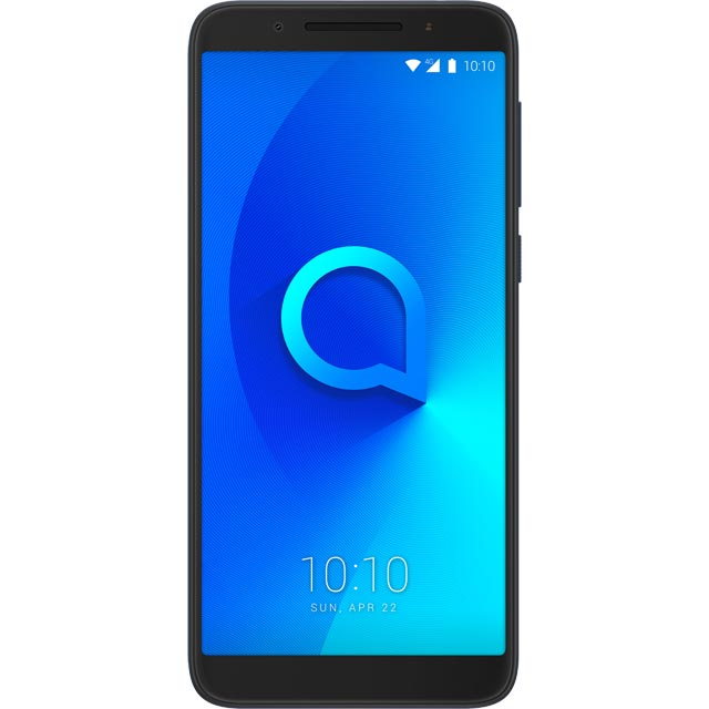 Alcatel 3 SPECTRUM 16GB Smartphone in Black
