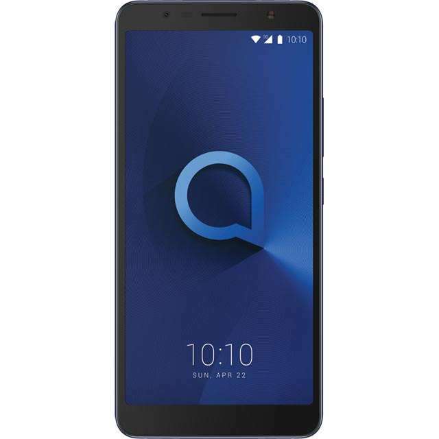Alcatel 3c 16GB Smartphone in Blue