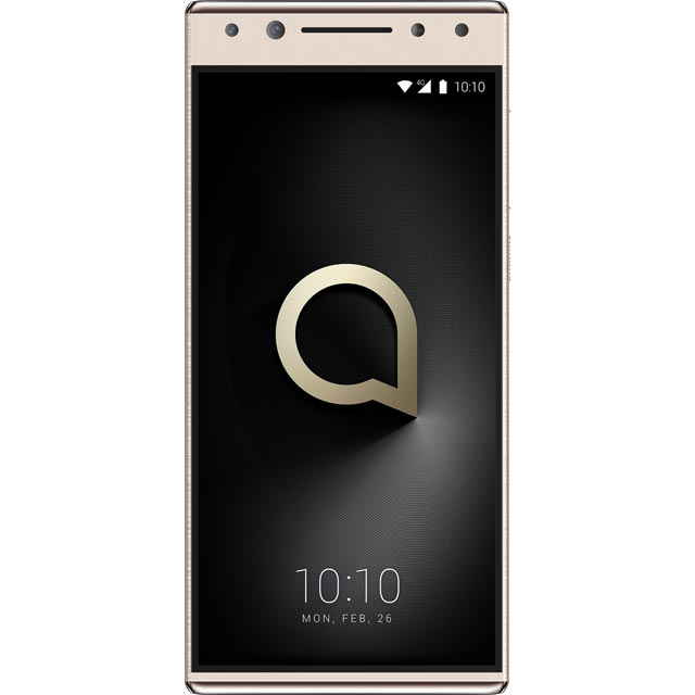 Alcatel 5 32GB Smartphone in Gold