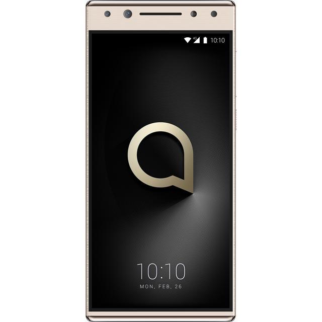 Alcatel 365381 Mobile Phone in Gold