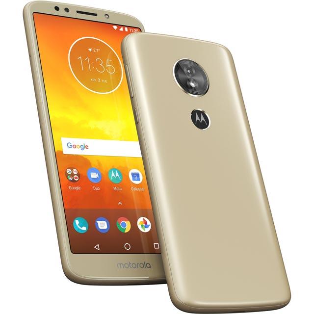 Motorola 365384 Mobile Phone in Gold
