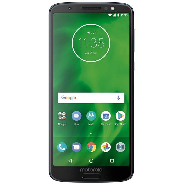 Motorola 365387 Mobile Phone in Indigo