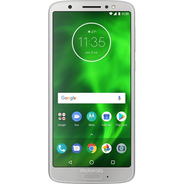 Motorola 365388 Mobile Phone in Silver