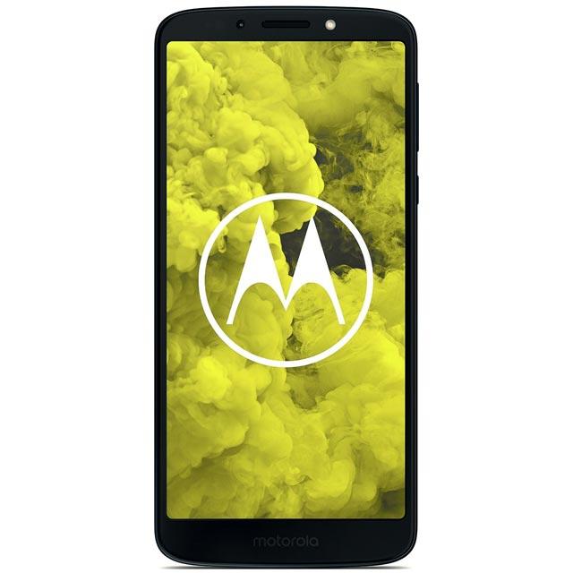 Motorola 365390 Mobile Phone in Indigo