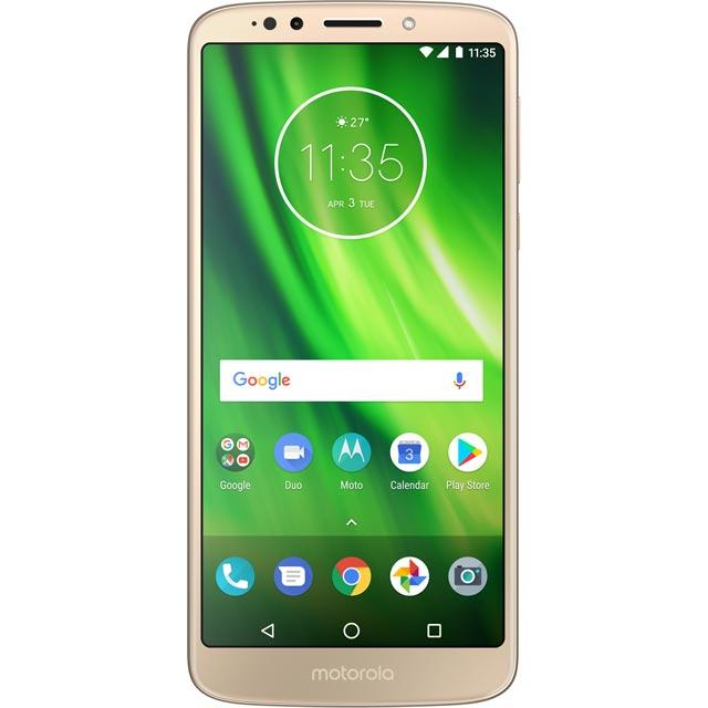 Motorola 365391 Mobile Phone in Gold