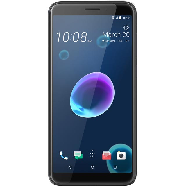 HTC Desire 12 368731 Mobile Phone in Black