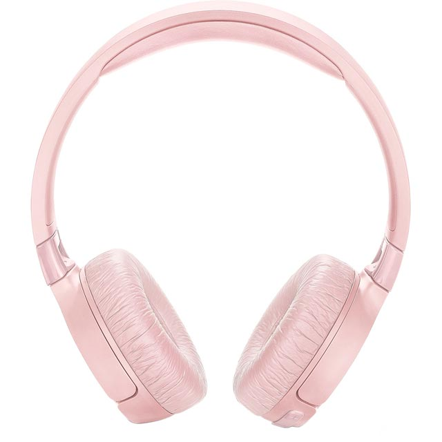 JBL TUNE600BTNC Over-ear Wireless Headphones - Pink - 368803 - 1