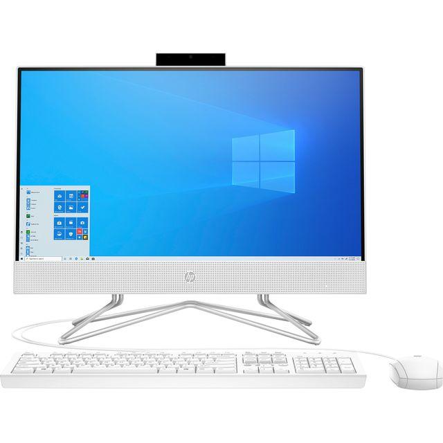 "HP 22-df0037n 21.5"" - 256 SSD - White"