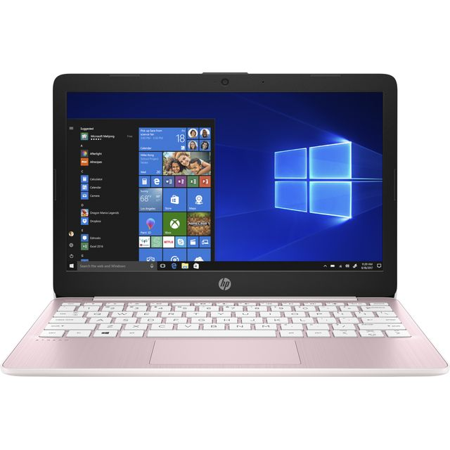 HP Stream 11-ak0019na Laptop in Pink
