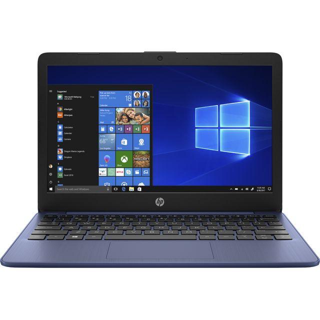HP Stream 11-ak0021na Laptop in Blue