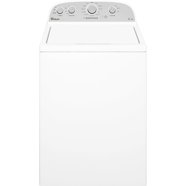 Whirlpool Atlantis 3LWTW4815FW 15Kg Commercial Washing Machine with 660 rpm - White - 3LWTW4815FW_WH - 1