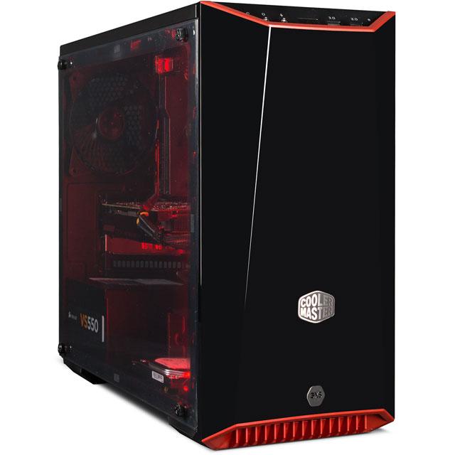 Image of 3XS 3XS-84863 Gaming Desktop in Black