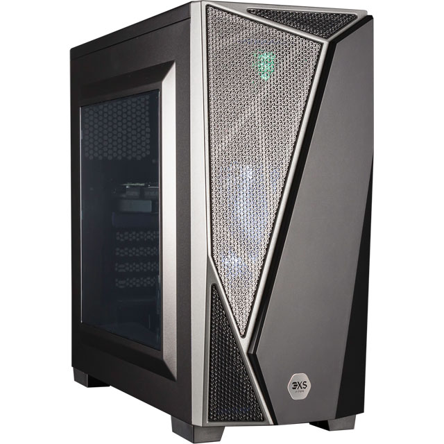 3XS CORE 1050 Gaming Tower - Grey - 3XS-91254 - 1