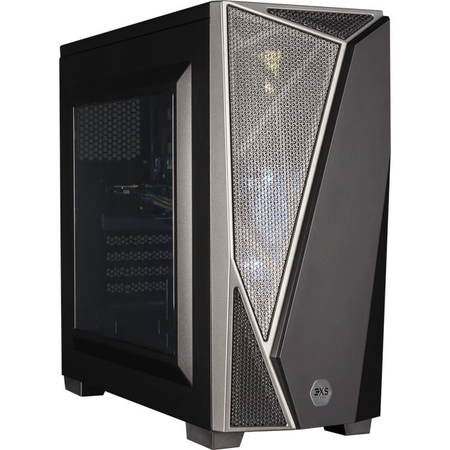 Image of 3XS Gaming Desktop in Grey