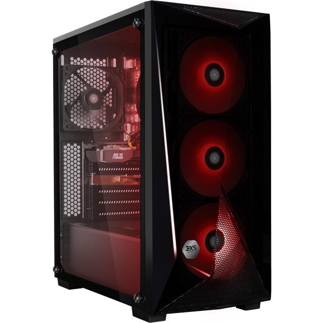 3XS 3XS-95603 Gaming Desktop in Black