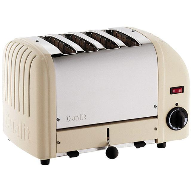 Dualit Classic Vario 40354 4 Slice Toaster - Cream
