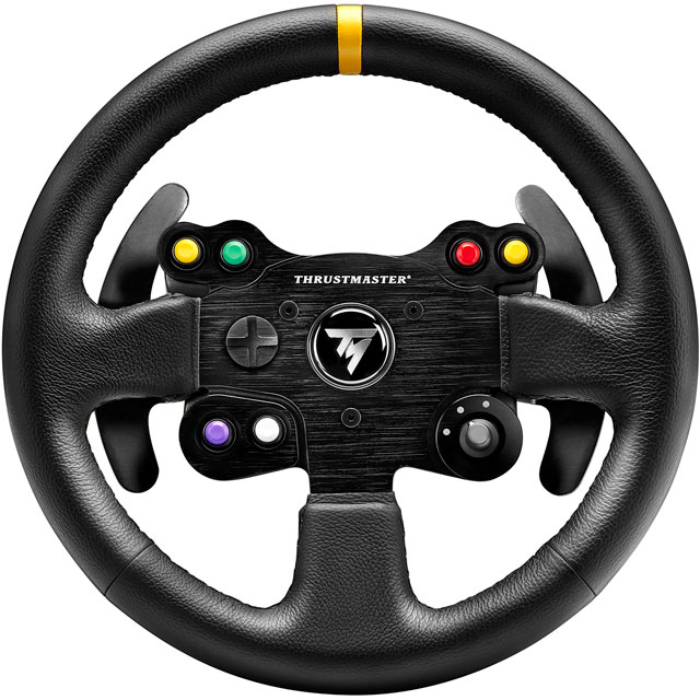 Thrustmaster 4060057 Console Steering Wheel in Black