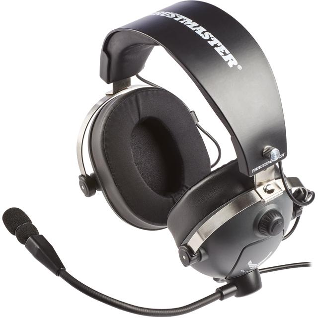 Thrustmaster T.Flight U.S. Air Force Edition Gaming Headset - Grey
