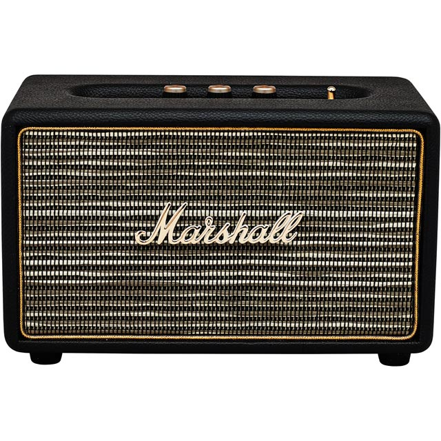 Marshall Acton Bluetooth Wireless Speaker - Black