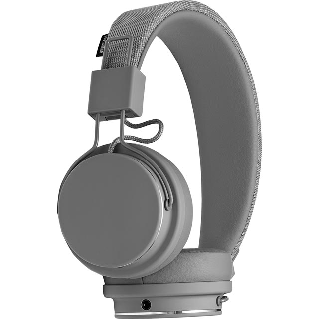 Urbanears Plattan 2 On-Ear Headphones - Dark Grey