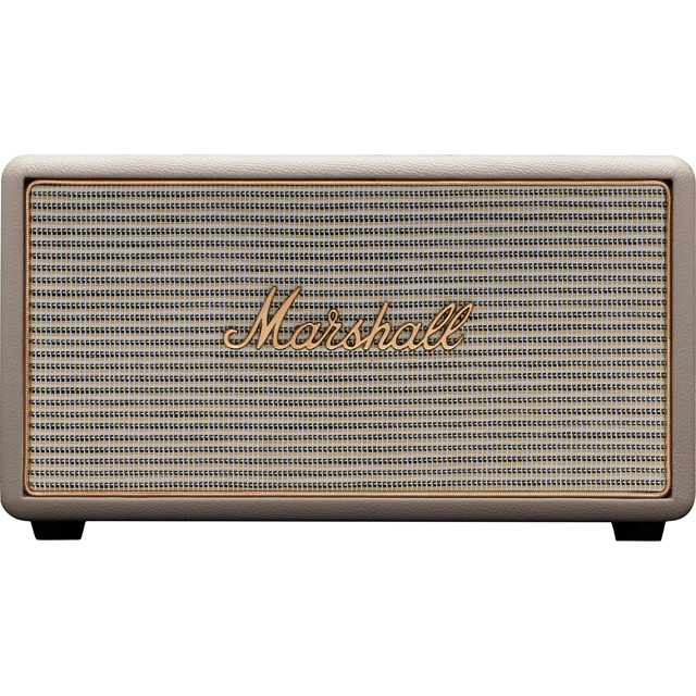 Marshall Stanmore Multi-Room Wireless Speaker - Cream - 4091910 - 1