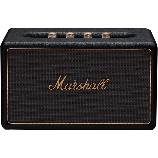 Marshall Acton Multi-Room 4091918 Wireless Speaker in Black