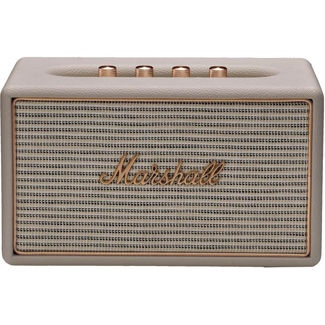 Marshall Acton Multi-Room Wireless Speaker - Cream - 4091919 - 1