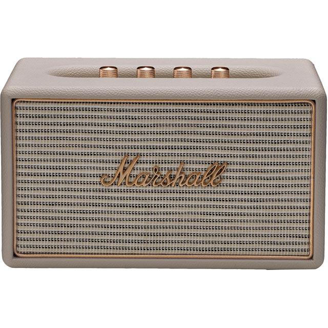 Marshall Acton Multi-Room 4091919 Wireless Speaker in Cream