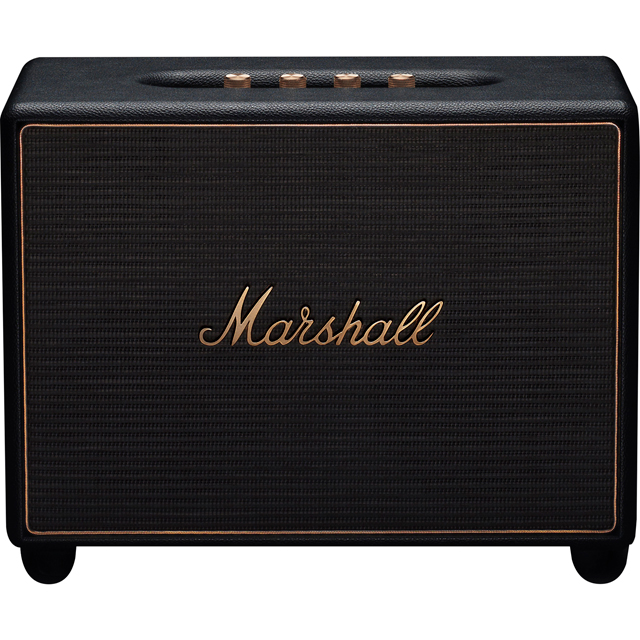 Marshall Woburn Multi-Room Wireless Speaker - Black - 4091928 - 1