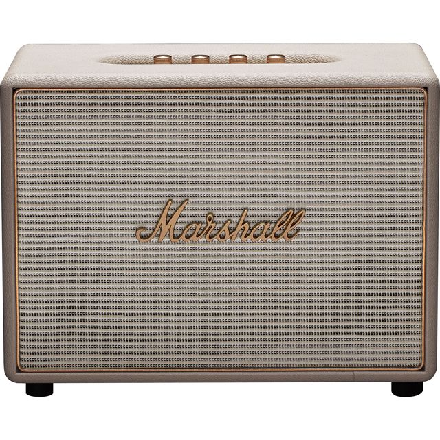 Marshall Woburn Multi-Room Wireless Speaker - Cream - 4091929 - 1