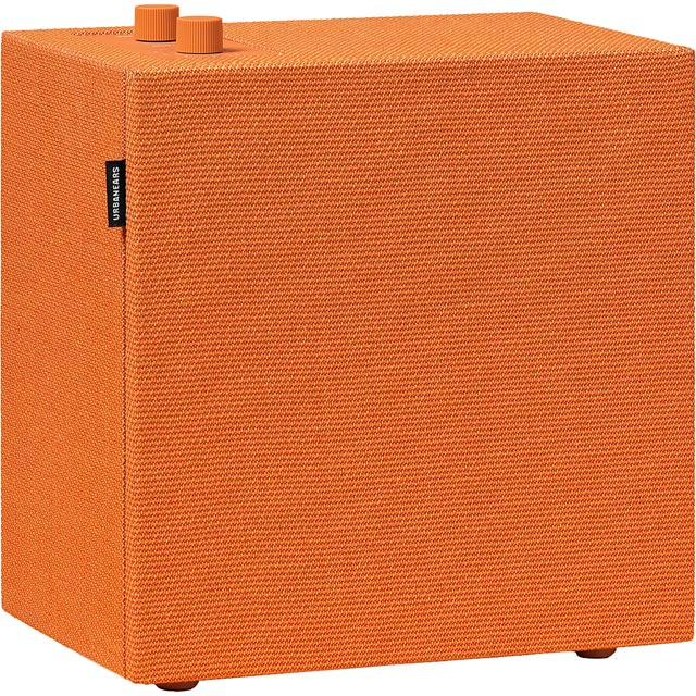 Urbanears Baggen Bluetooth Wireless Speaker - Goldfish Orange