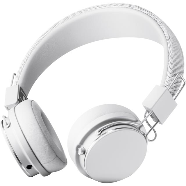 Urbanears Plattan 2 On-Ear Wireless Headphones - True White