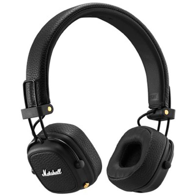 Marshall 4092186 Headphones in Black
